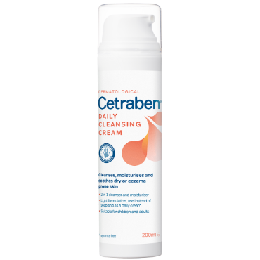 Cetraben Cleansing Cream